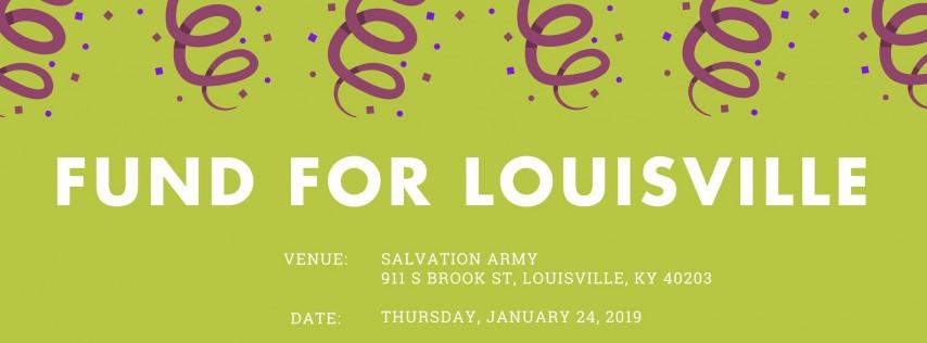 2019 Fund for Louisville Grantee Celebration