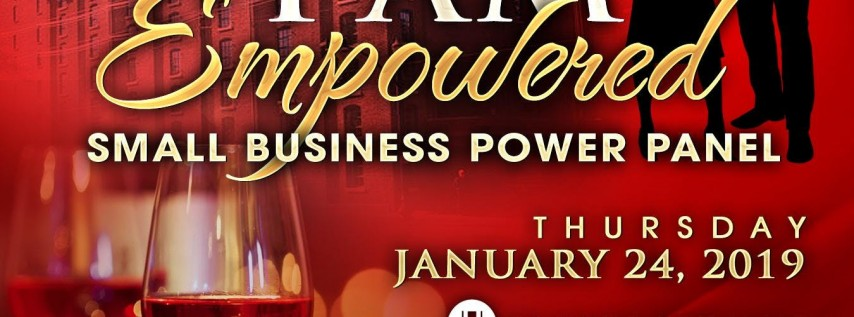 I AM Empowered Small Business Power Panel