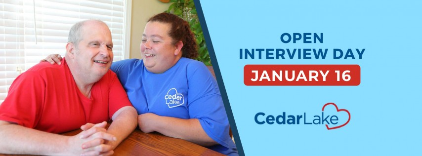 January Open Interview Day!
