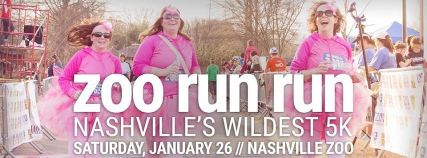 Zoo Run Run - Nashville's Wildest 5K!