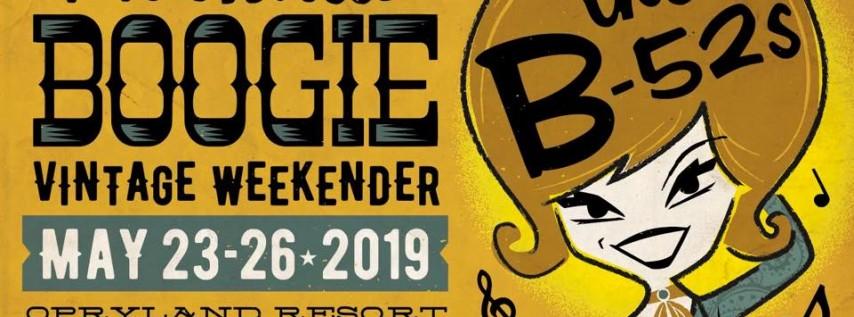 2019 Nashville Boogie Vintage Weekender & Car Show