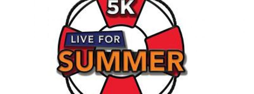 Live For Summer 5K Run
