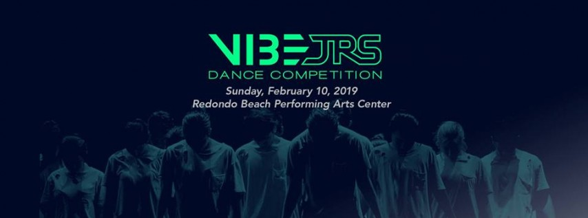 2019 VIBE Jrs Dance Competition