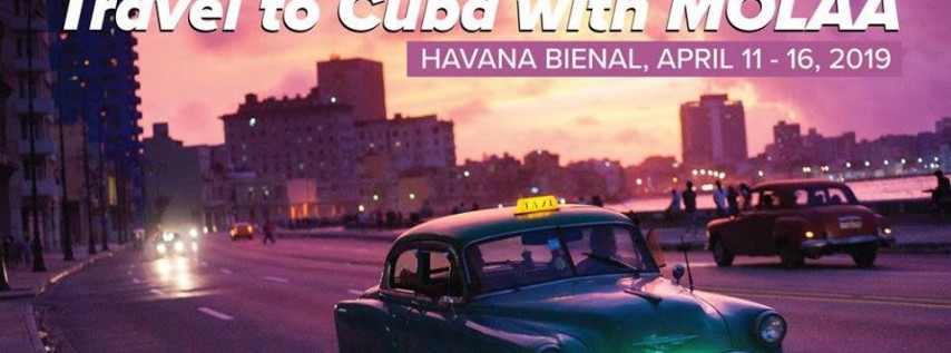 Travel to Cuba with MOLAA