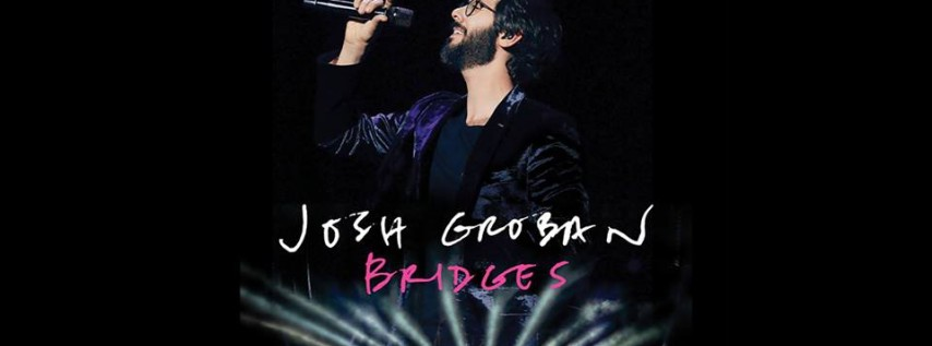 Josh Groban Bridges from Madison Square Garden - 2/12