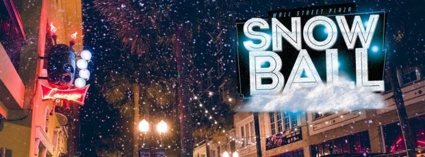7th Annual Snow Ball at Wall Street Plaza