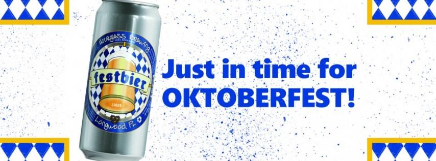 Festbier Beer Release