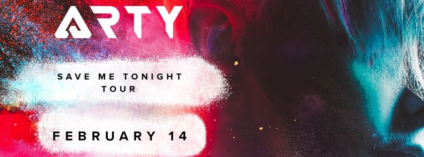 A Valentines Day Party w/ ARTY