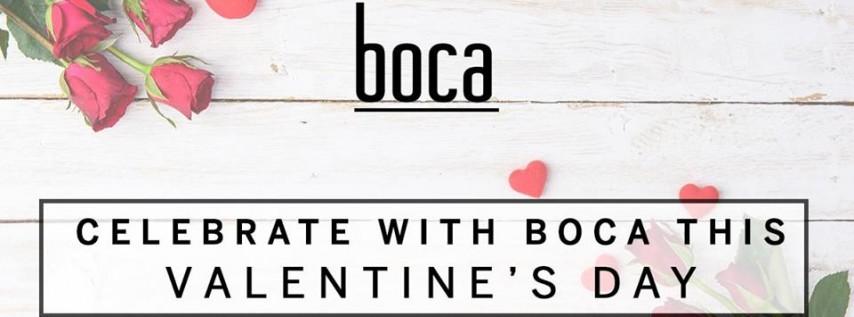 Valentine's Day at Boca