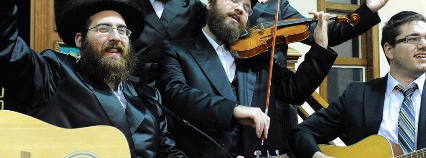 Shabbat With The Traveling Chassidim 2019