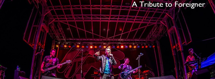 Tribute at the Hall Presents Heartbreaker & Double Vision