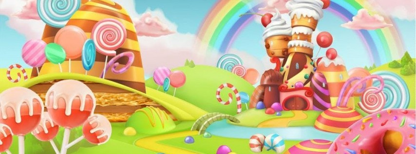 Life-Sized Candy Land