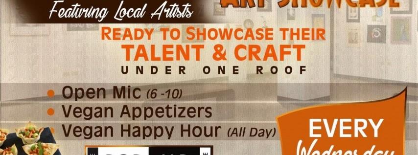 Arts & Appetizers