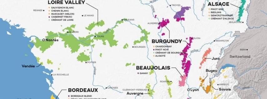 Wine Education 101: France