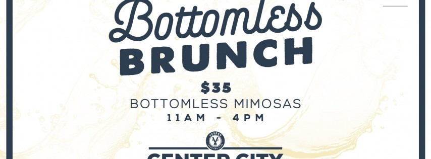 Bottomless Brunch (A Brunch Party Like No Other - $35 Bottomless Mimosas)
