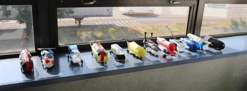 Build Your Own Soda Bottle Race Car