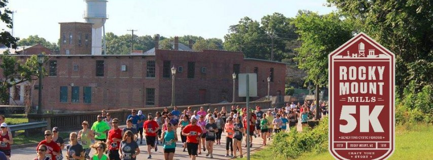 2019 Rocky Mount Mills 5k, Concert, & Food Trucks