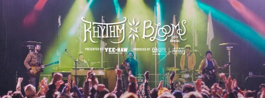 Rhythm N' Blooms Music Festival 2019