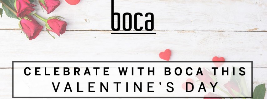 Valentine's Day at Boca