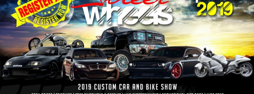 STREET WHEELS CAR & BIKE SHOW