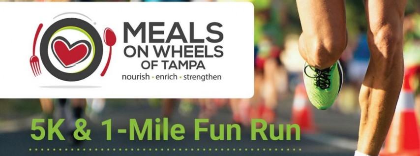 Meals On Wheels 5K & 1-Mile Fun Run