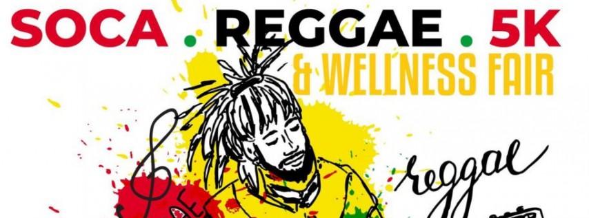 Reggae Soca 5k & Wellness Fair