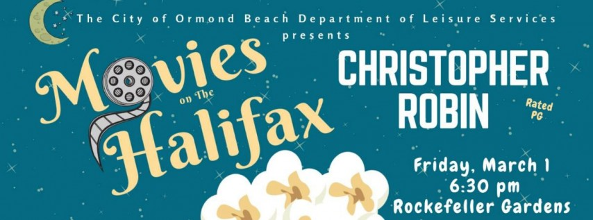 Movies on The Halifax: Christopher Robin