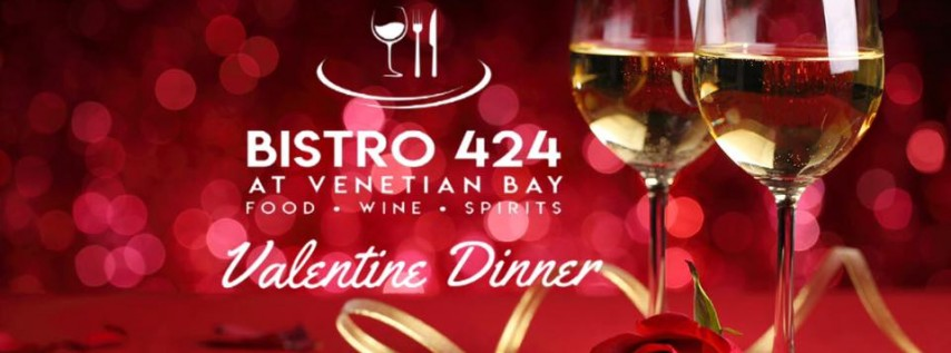Valentine Dinner at Bistro 424