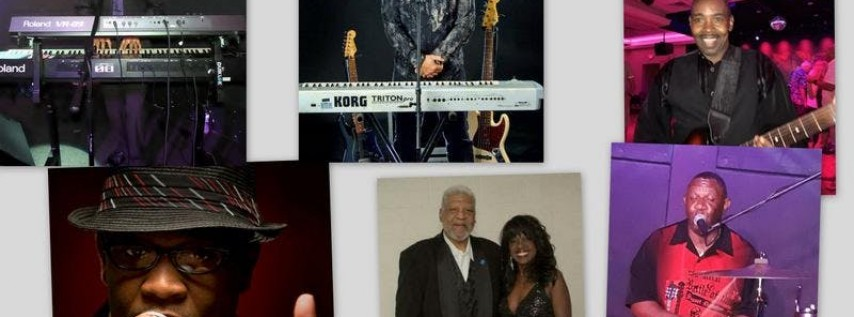 Motown R&B All-Star Band Live In Concert