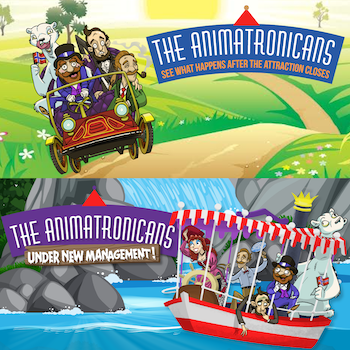 The Animatronicans Double Feature