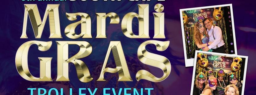 6th Annual Mardi Gras Trolley Event
