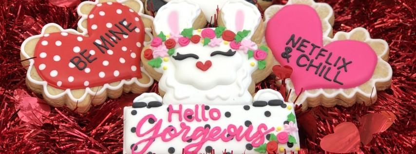 Valentines Cookie Decorating Class