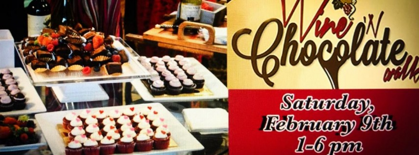 8th Annual Wine & Chocolate Walk