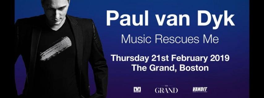 Paul van Dyk | The Grand | 2.21.19