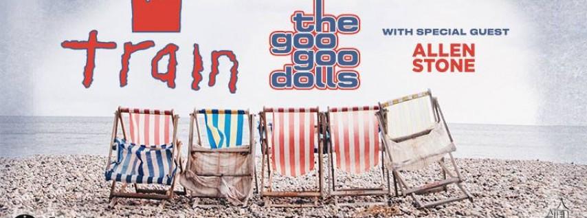 Train & The Goo Goo Dolls