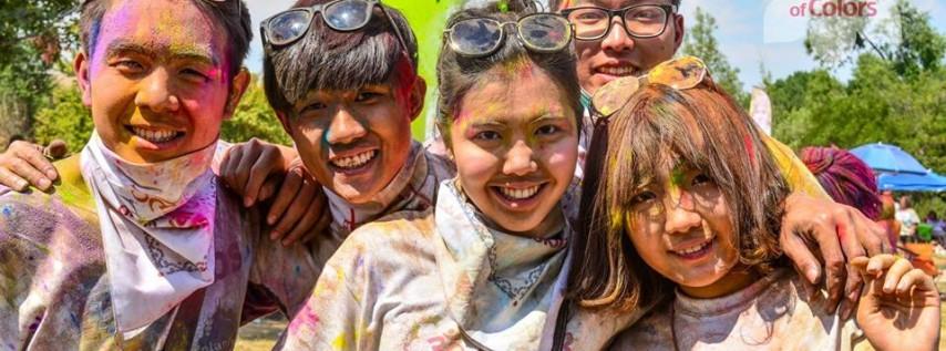 Holi, Festival of Colors Ogden