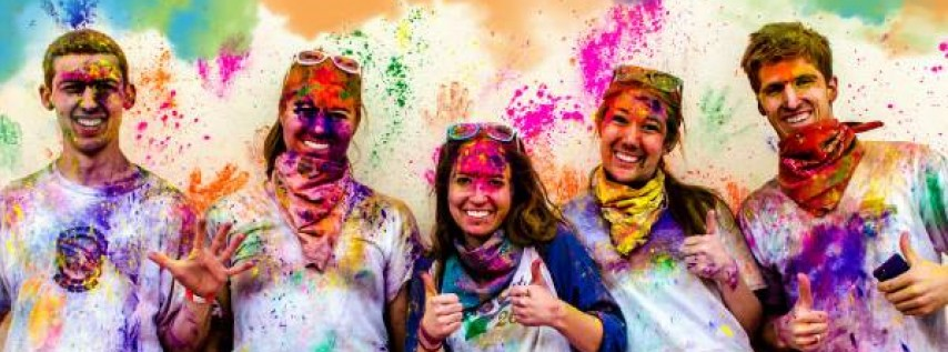 Holi Festival of Colors SLC