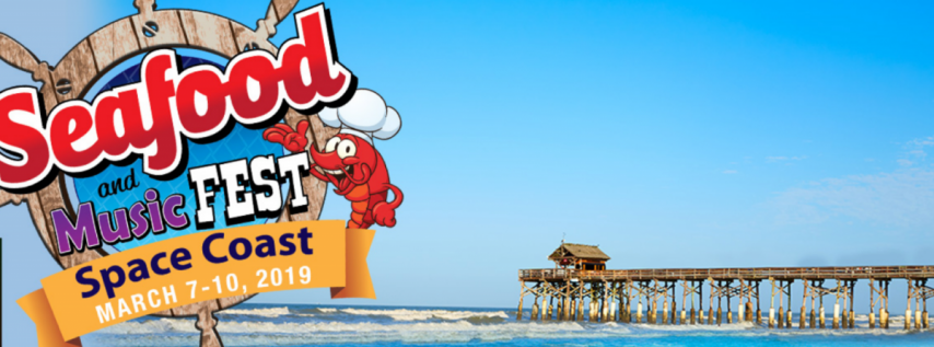Space Coast Seafood Festival 2020.Space Coast Seafood And Music Festival Brevard County Fl