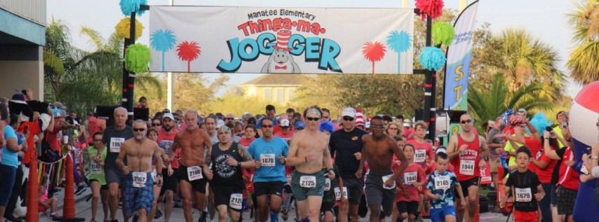5th Annual Thinga-ma-Jogger 5K