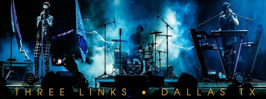 Night Drive at Three Links w/ Jake Schrock & Secrecies
