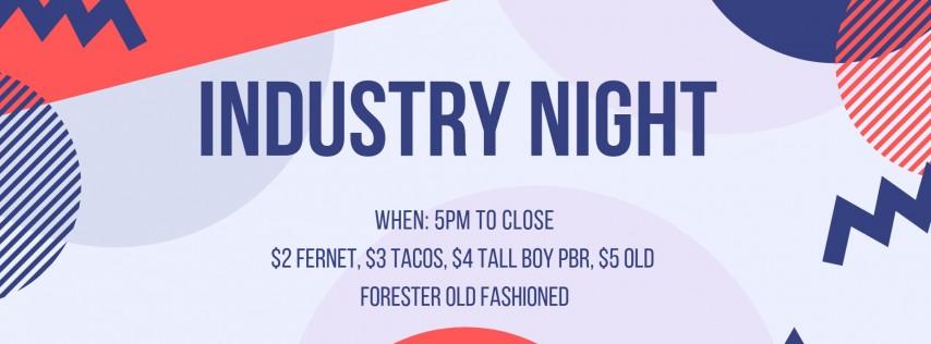S.I.N @ Corner $2 Fernet, $3 Tacos, $4 tall PBR , $5 Old Fo Old Fashioned