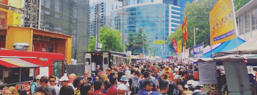 Seattle St. Food Festival 2019