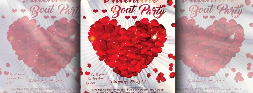 Valentines Boat Party 2019