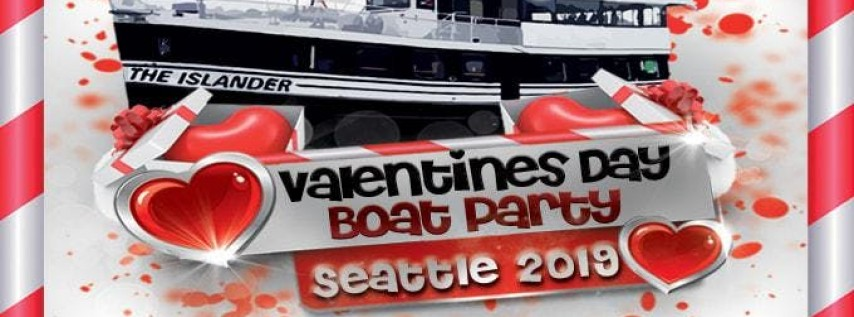 Valentines Day Boat Party Seattle 2019