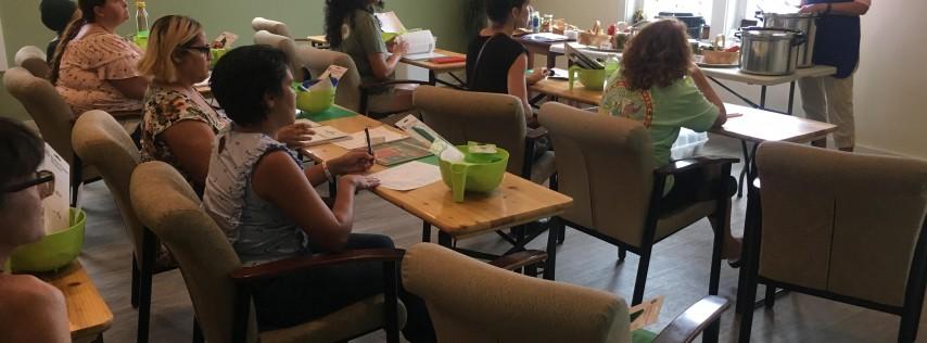 Eat Local, Grow Local Series: Urban Homesteading Workshop Series