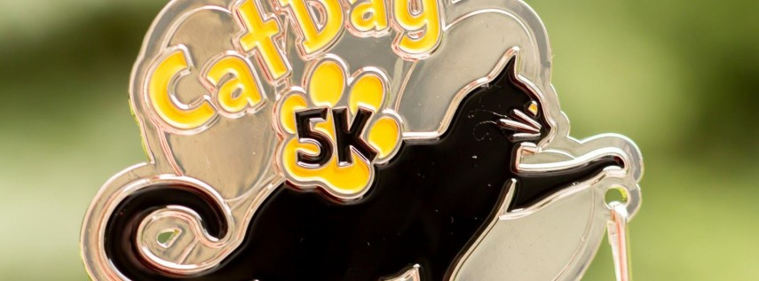 Now Only $10 Cat Day 5K & 10K -Frankfort