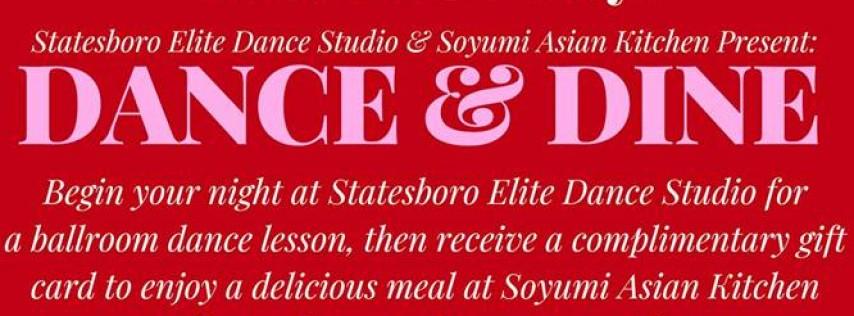 Dance & Dine