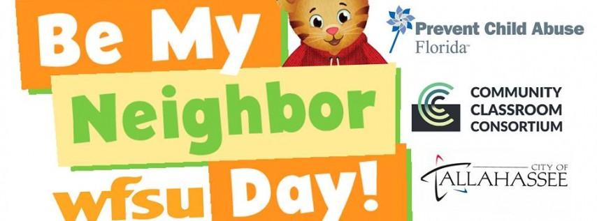 WFSU's Be My Neighbor Day 2019