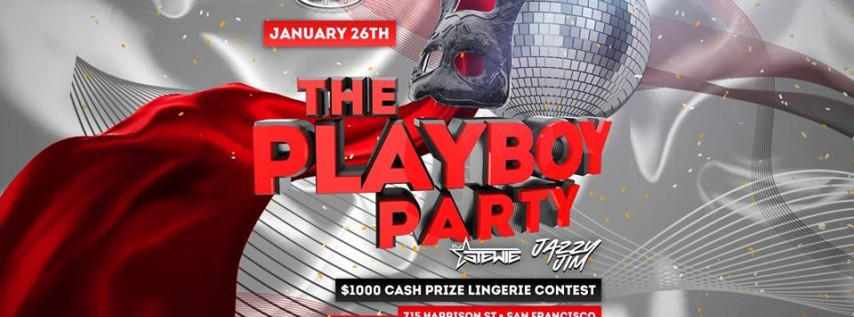 The Playboy Party ft. $1000 Best Lingerie Contest