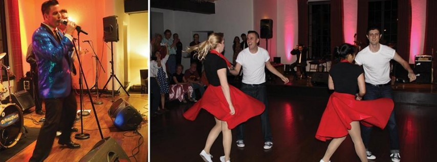 Valentine's Day Sock Hop